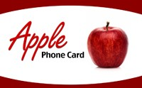 Apple Phonecard