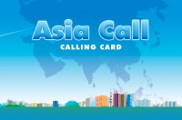 Asia Call Phone Card