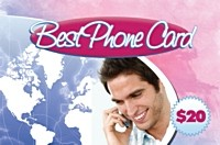 Best Phone Card $20