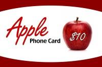 Apple Phonecard $10