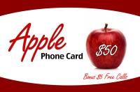 Apple Phonecard $50
