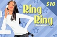 RingRing Calling Card $10