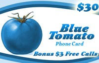 Blue Tomato $30