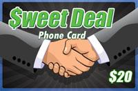 Sweet Deal $20