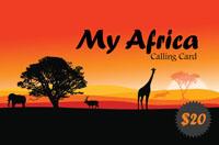 My Africa $20