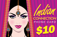 Indian Connection $10