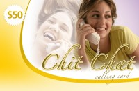 Chit Chat Phonecard $50